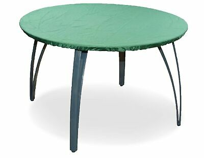 Bosmere Protector 6000 4/6 Seat Circular Table Top Cover - Green, C547