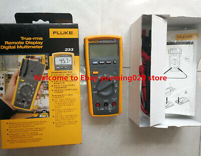 Fluke 233 | Owner's Guide to Business and Industrial Equipment