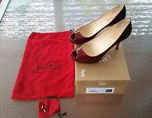 Christian Louboutin Designer Heels size 37.5 Camp Hill Brisbane South East Preview