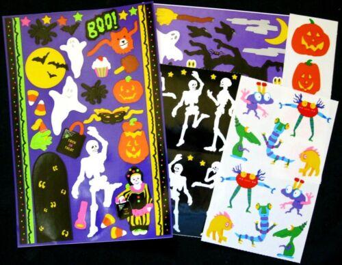 Mrs Grossman Halloween Sticker Lot - Various Sizes *Ships  Free*