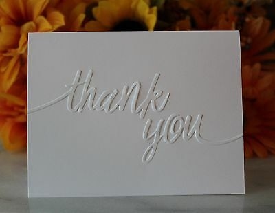 Thank You Note Cards - Wedding, Baby Shower, Graduation -Set of 10, 20, 50 & (Baby Note Cards)