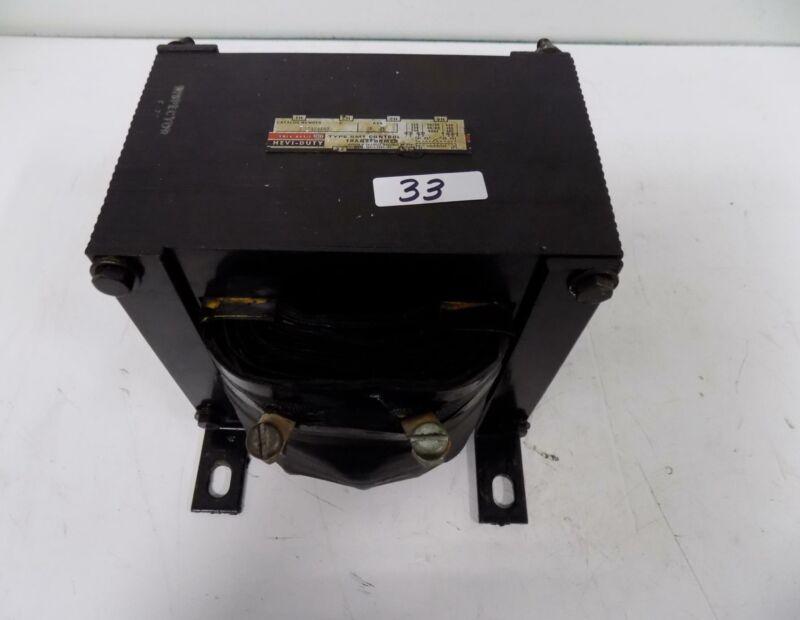 SOLA BASIC HEVI-DUTY CONTROL TRANSFORMER T2000