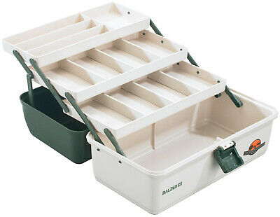 Balzer Tackle Mate Specimen Box Accessory Zubehörbox 1 Easy Open System NEW OVP