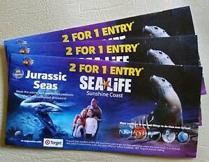SeaLife Sunshine Coast - 2 for 1 entry Caboolture Caboolture Area Preview