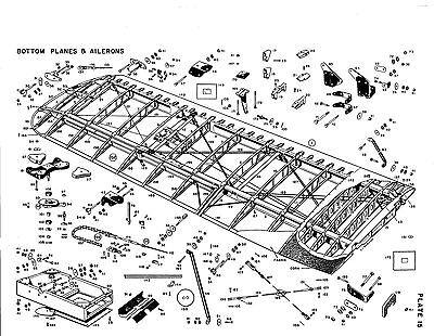 DH82 Tiger Moth Archive Manuals Service Maintenance Parts RARE de Havilland