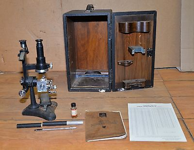 Rare Spencer Refractometer Collectible American Optical Microscope 1947 Tool
