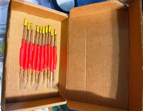 10 pack of Grafting Tools For Hive Queen Rearing