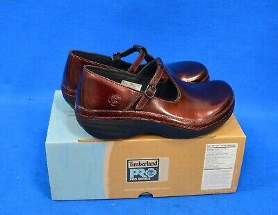 Timberland PRO Shoes: Women's 87542 Mary Jane Nursing Shoes -