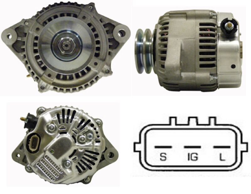 Brand New Alternator Fits For Lexus LS UCF30 430 from 2000-2006 Saloon