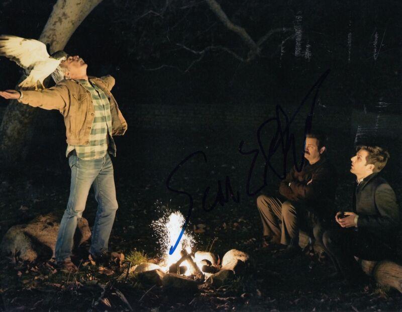 SAM ELLIOTT signed *Parks and Recreation* Ron Dunn 8X10 photo W/COA