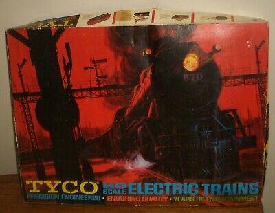 Tyco Ho Scale Electric Trains Box Set