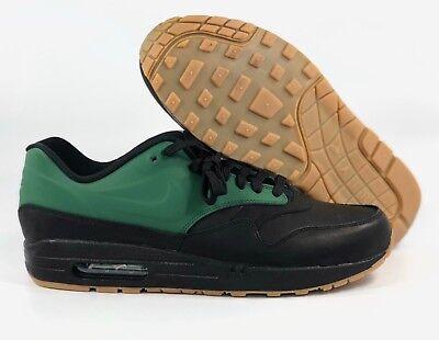 Nike Air Max 1 VT QS Gorge Green Black Gum Sole 831113-300 Men's