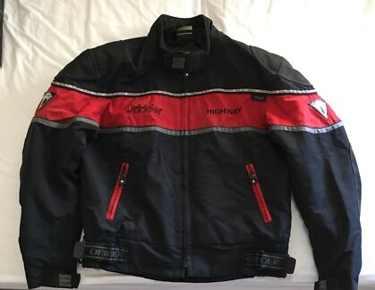 Jacket for motorcycle waterproof