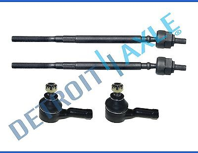 All 4 New Inner  Outer Tie Rod Ends for Integra Civic