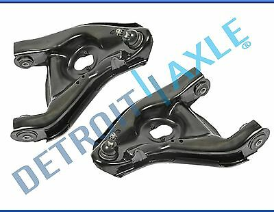 2WD New Both Front Lower Control Arms + Ball Joint Set GMC C1500 2500 3500