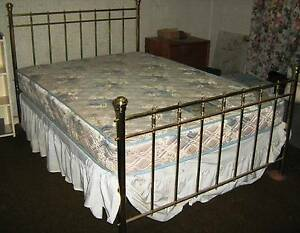 BEAUTIFUL BRASS BED Pagewood Botany Bay Area Preview