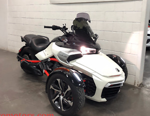 2015 Can Am Spyder F3-S