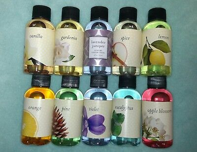 New Oem Genuine Rainbow Vacuum Air Fragrances Scents Rainmate 4 Mix   Match Oils