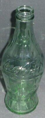 COCA COLA 125 YEAR COMMEMORATIVE GLASS ROOT 1916 BOTTLE