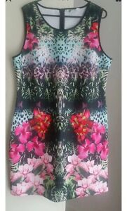 Rockmans size 18 dress Tuggerawong Wyong Area Preview