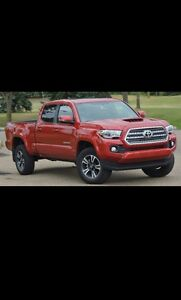 REDUCED!!! 2017 Toyota Tacoma TRD Sport 4x4 Double Cab