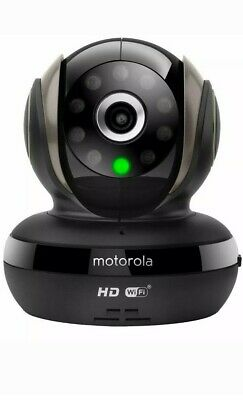 Motorola Scout83 Wi-Fi HD Pet Monitor, Black   Brand New