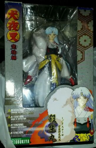 Inuyasha The Final Act Sesshomaru Kotobukiya Figure *New in Box*
