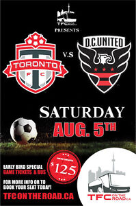 Toronto FC Road Trips ***SPECIAL OFFER***