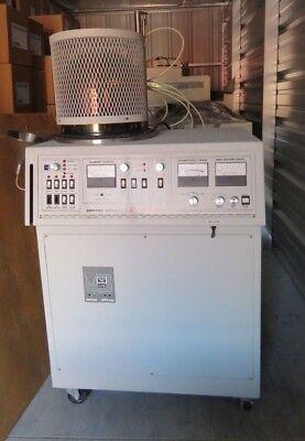 Denton Vacuum Dv-502a High Vacuum Oil Diffusion Pump Deposition System