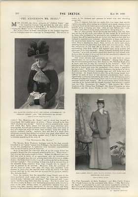 1900 Mysterious Mr Bugle Madeline Ryley Carrie Cronyn Seductive Siesta