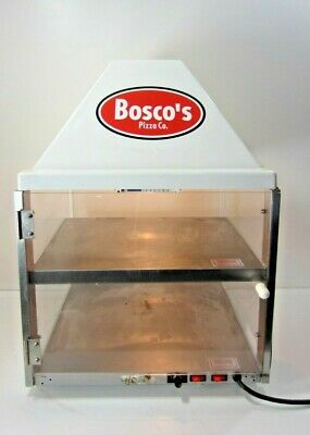 Wisco 680-1 Food Warmer Cabinet Case Food Oven Pizza Display - Boscos