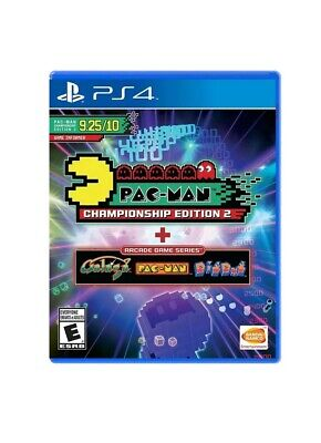 PAC-MAN CHAMPIONSHIP EDITION 2 & ARCADE GAME SERIES (PS 4, 2016) (1125)