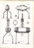 Gothic Lubeck Church Of Essen Two Crystal Reliquaries Sections And Details -  - ebay.co.uk