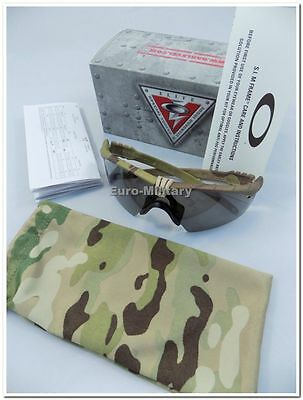 Oakley® SI Ballistic M Frame 3.0 MULTICAM Tactical Shooting Glasses - USA - New for sale  Shipping to United States