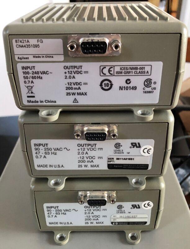 Agilent/HP 87421A power supply
