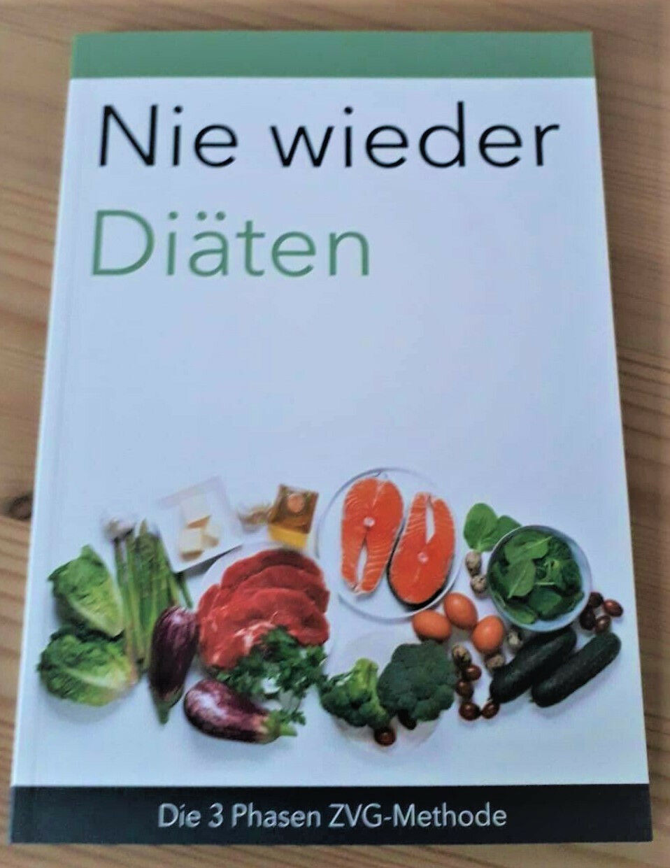 Nie wieder Diäten / neues Buch + BONUS