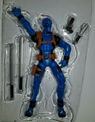 "Marvel Legends 3.75"" Deadpool Rainbow Squad BLUE Action Figure"