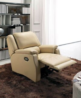 Brand New Electric Recliner Fabric U0026 Leather For Sale Part 84