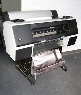 URGENT SALE: Epson Stylus Pro 7700 4 Colour, Large Format Printer Lonsdale Morphett Vale Area Preview