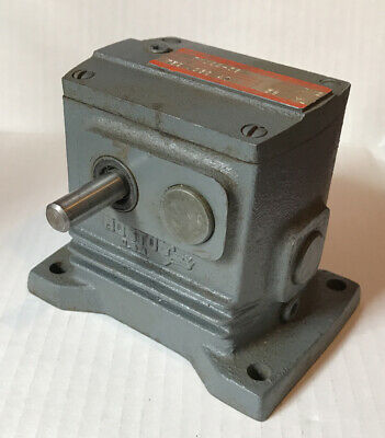 Boston Gear Speed Reductor Tw109-36 Input Rpm 1750 Output Torque 40 Inch Lbs 36
