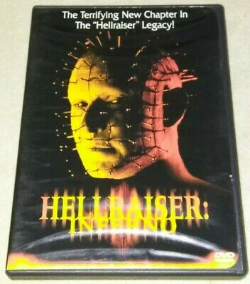 Hellraiser: Inferno DVD *HORROR -