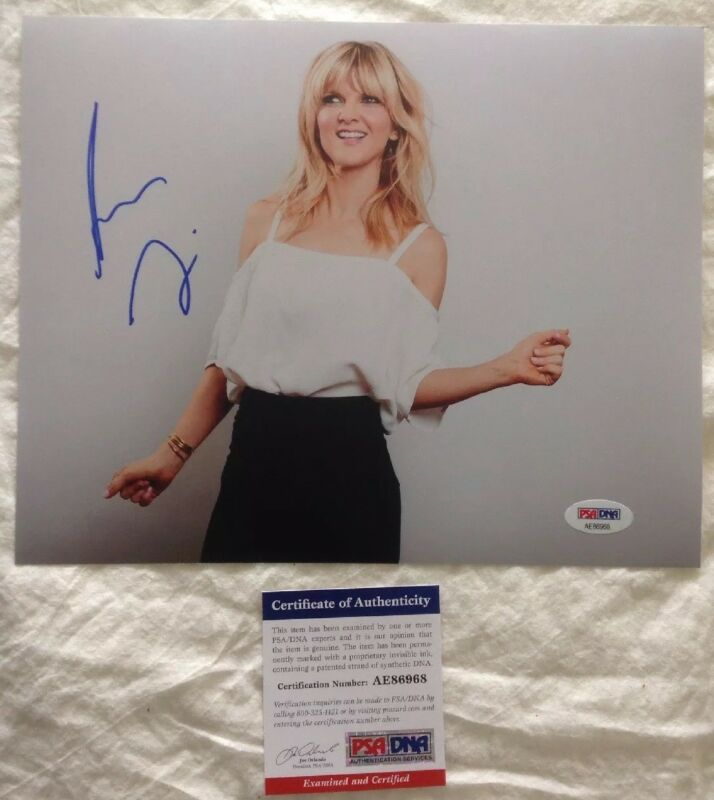 Arden Myrin PSA Authenticated Hand Signed 8x10 Photo Shameless