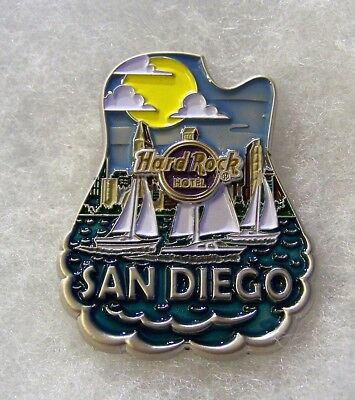 HARD ROCK HOTEL SAN DIEGO 3D CORE ICON SERIES PIN # 97536