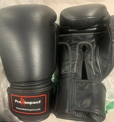 Everlast Evershield Adult Boxing Glove Black//Yellow//Gray 14oz Left Glove Only
