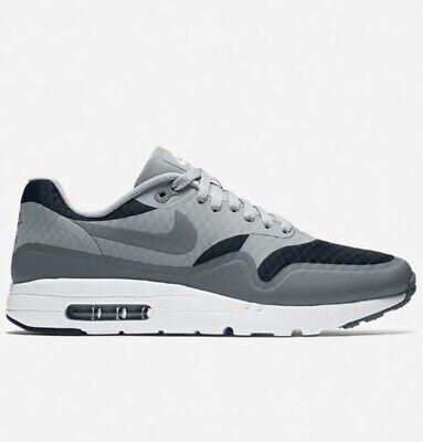 Nike Air Max 1 Ultra Essential Trainer 819476-008 UK8/EU42.5/US9