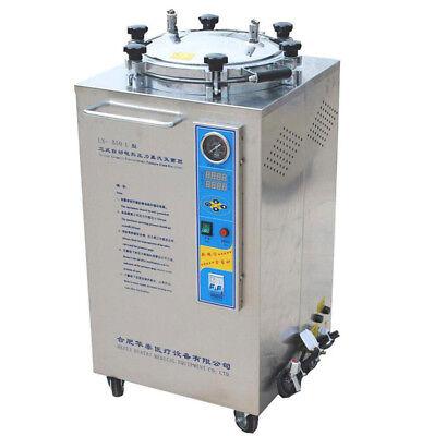 Vertical Automatic High Pressure Autoclave Steam Sterilizer Sterilization Pot