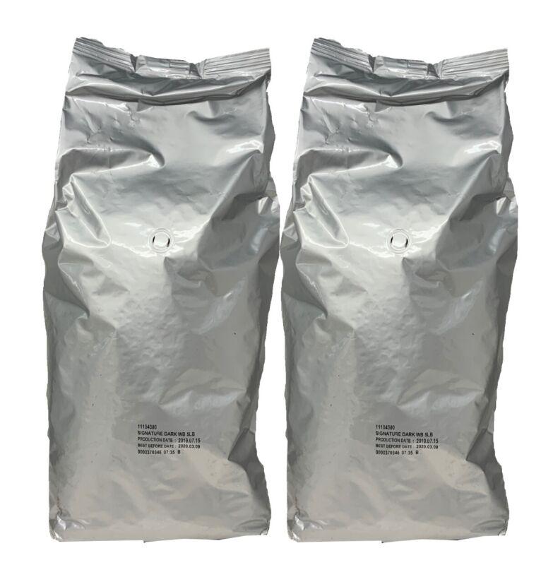 Starbucks 10lb Signature Blend Dark Roast Whole Bean Commercial Coffee Bags 3/20