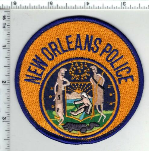 New Orleans Police (Louisiana) Shoulder patch