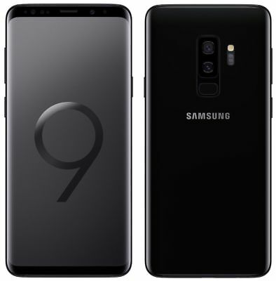 SAMSUNG GALAXY S9 + Plus G965F/DS DUAL SIM 128GB BLACK FACTORY UNLOCKED
