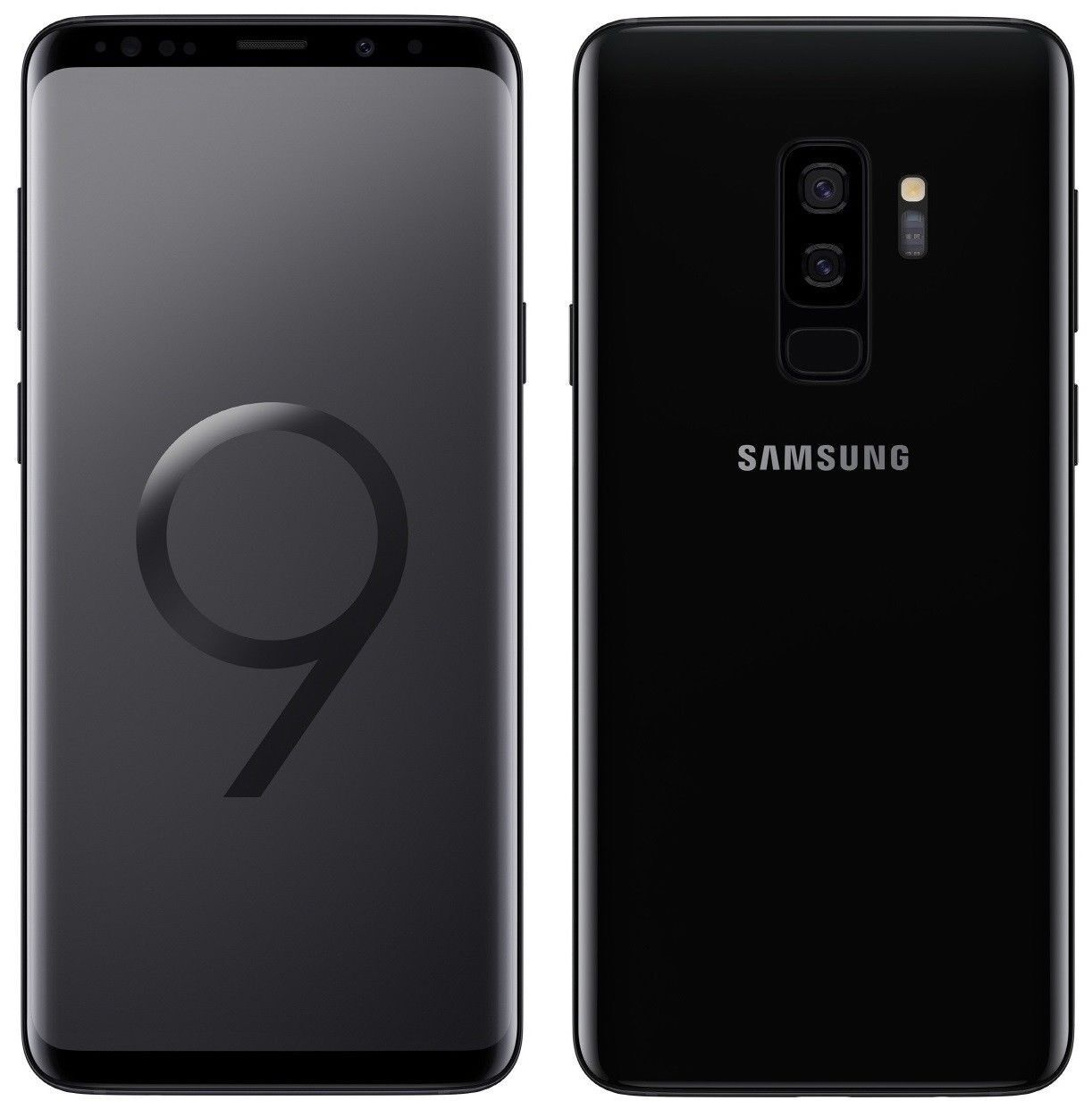 Samsung Galaxy S9+ Plus SM-G965F/DS Dual Sim (FACTORY UNLOCKED) 6.2 64GB 6GB RAM